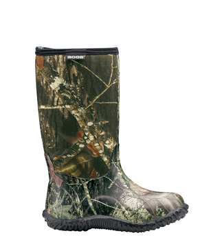 Kid's Classic High Camo Kids' Insulated Boots