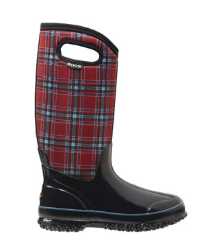 Women's Winter Plaid Tall